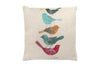 Space & Shape Bird Chain Cushion -  - Cushion - JHS - Space & Shape - 1