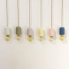 LiT Pastel Colour Ceramic Pendant Light -  - Lights - Melina Xenaki - Space & Shape - 1