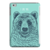 'I Like You' Bear Tablet Case (iPad)-Phone & Tablet Cases- Space & Shape
