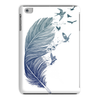 Birds & Feather Tablet Case (iPad)-Phone & Tablet Cases- Space & Shape
