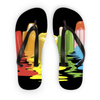Ice Pops Flip Flops (3 Sizes)-Accessories- Space & Shape
