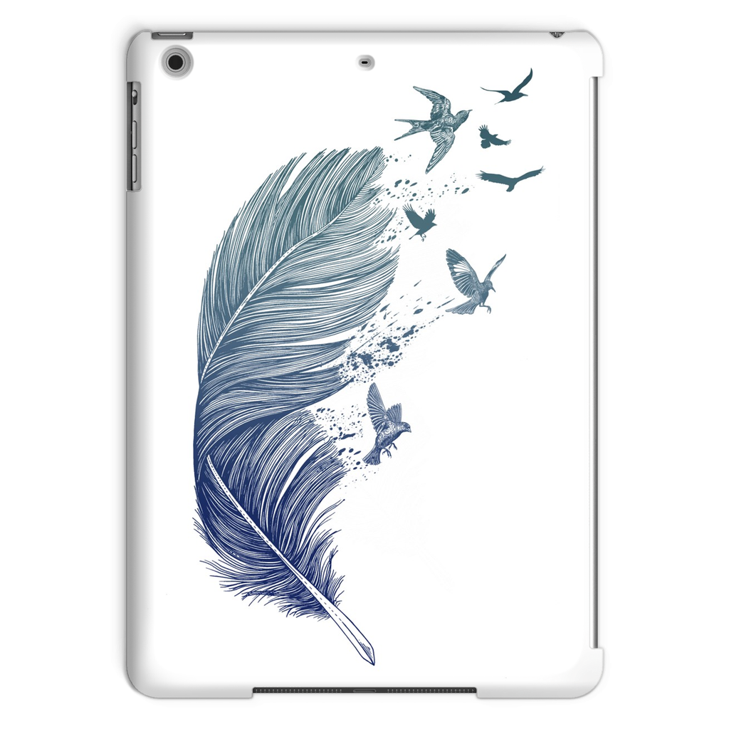 Birds & Feather Tablet Case (iPad)