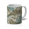 Fauna & Feathers Heart Mug