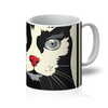 'Purr' Cat Mug-Homeware- Space & Shape