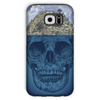 Island Skull Phone Case (iPhone & Samsung)-Phone & Tablet Cases- Space & Shape
