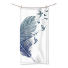 Birds & Feather Beach Towel (3 Sizes)-Homeware- Space & Shape