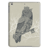 King Owl on Key Tablet Case (iPad)