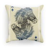 Horse Playing Card Cushion (6 Variants)-Homeware- Space & Shape