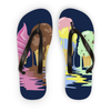 Ice Cream Flip Flops (3 Sizes)-Accessories- Space & Shape