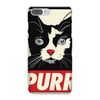 'Purr' Cat Phone Case (iPhone & Samsung)-Phone & Tablet Cases- Space & Shape