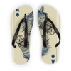 Horse Playing Card Flip Flops (3 Sizes)-Accessories- Space & Shape