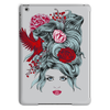 Girl with Roses Tablet Case (iPad)