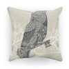 King Owl on Key Cushion (6 Variants)-Homeware- Space & Shape