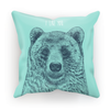 'I Like You' Bear Cushion (6 Variants)-Homeware- Space & Shape