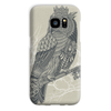 King Owl on Key Phone Case (iPhone & Samsung)