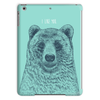 'I Like You' Bear Tablet Case (iPad)