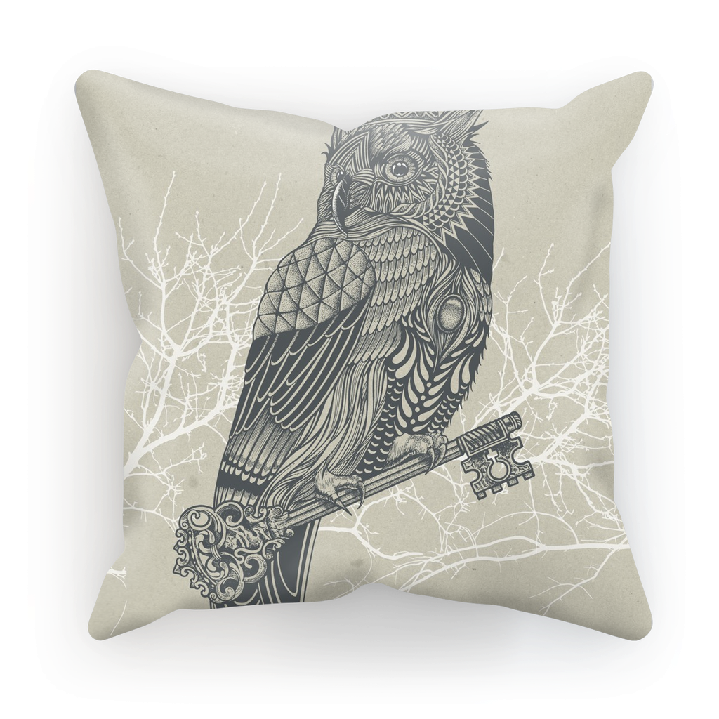 King Owl on Key Cushion (6 Variants)