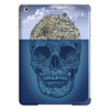 Island Skull Tablet Case (iPad)-Phone & Tablet Cases- Space & Shape