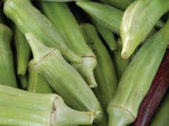 Clemson Spineless 80 - Okra