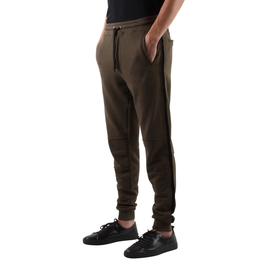 OLIVE SLIM SWEAT JOGGERS - Standard Issue NYC