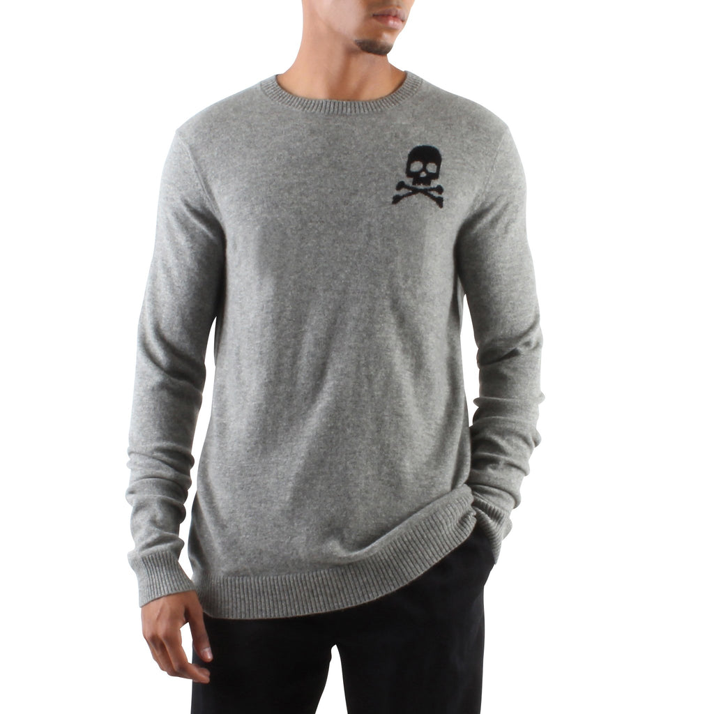 SKULL SWEATER - Standard Issue NYC
