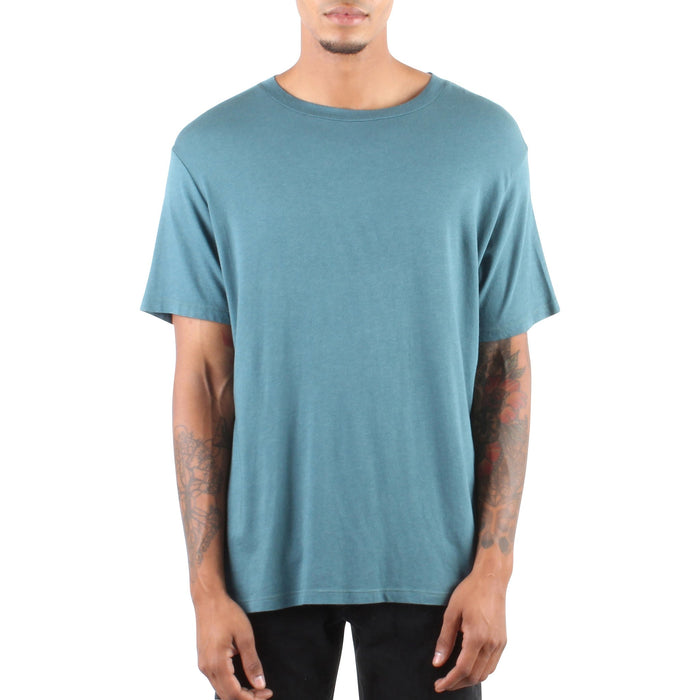 PREMIUM BASIC TEE TEAL - Standard Issue NYC