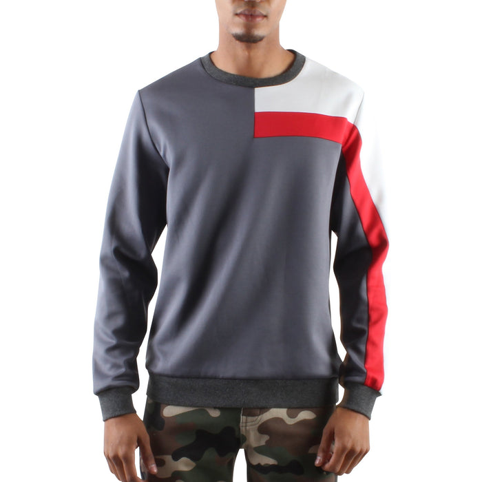 GREY RACER PULLOVER - Standard Issue NYC