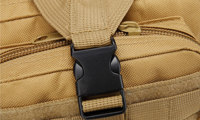 Tactical Military Backpack - Tan