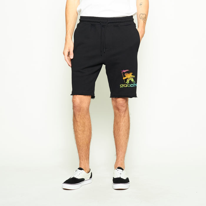 Laguna Sweatshorts - Black - Standard Issue NYC
