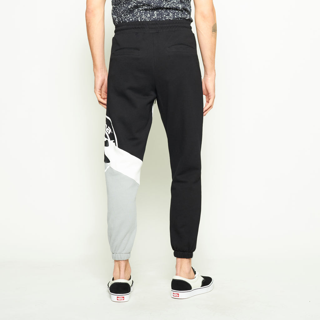 OC Colorblock Sweatpant - Black/Grey - Standard Issue NYC