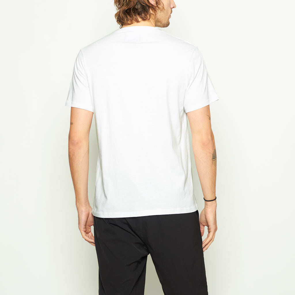 Multiplier Tee - White - Standard Issue NYC