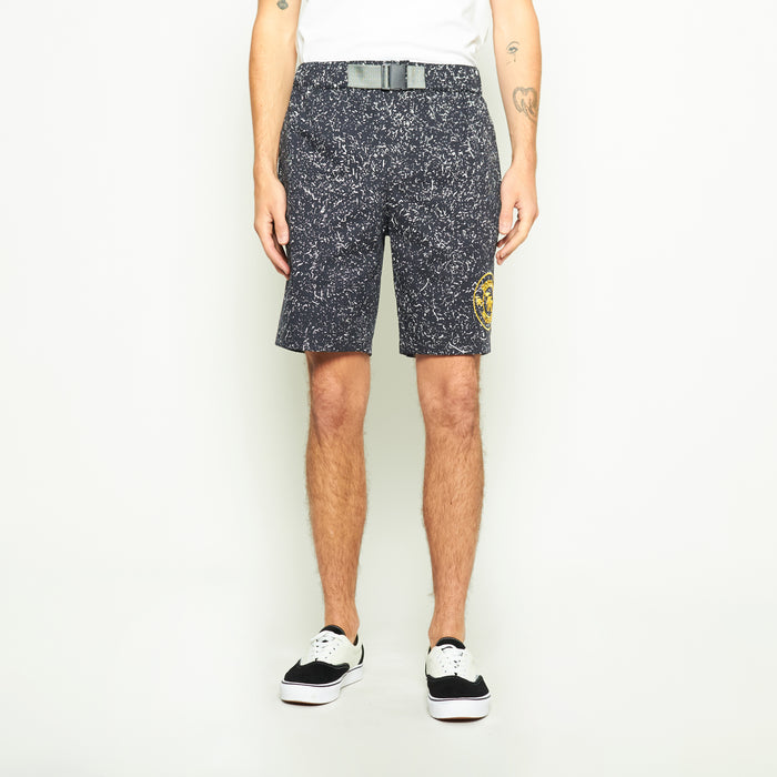 Pollock Splatter Print Shorts - Standard Issue NYC