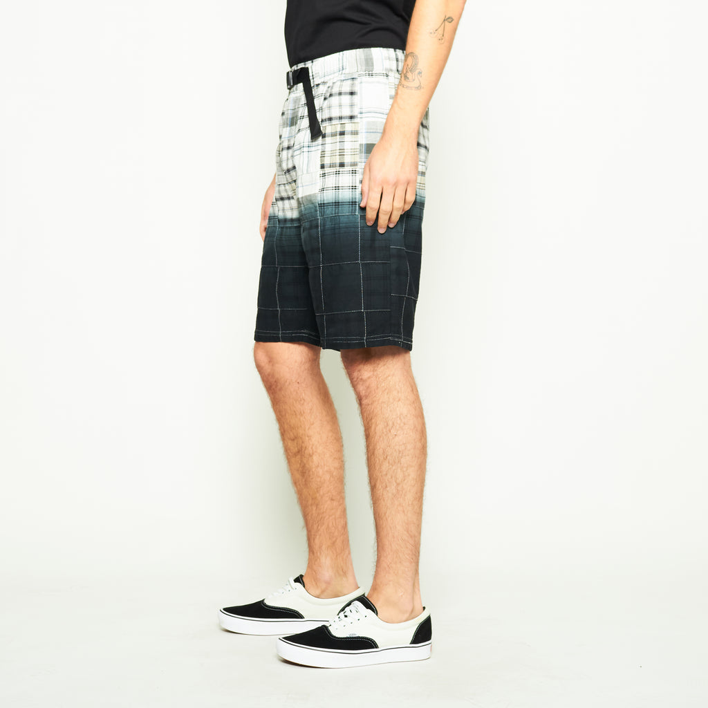 Aliso Madras Dip-Dyed Shorts - Standard Issue NYC