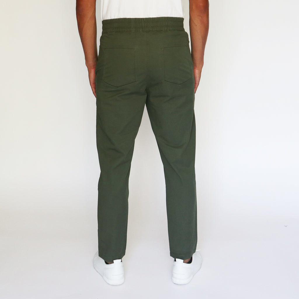"The ""WFH"" Pants - Green"