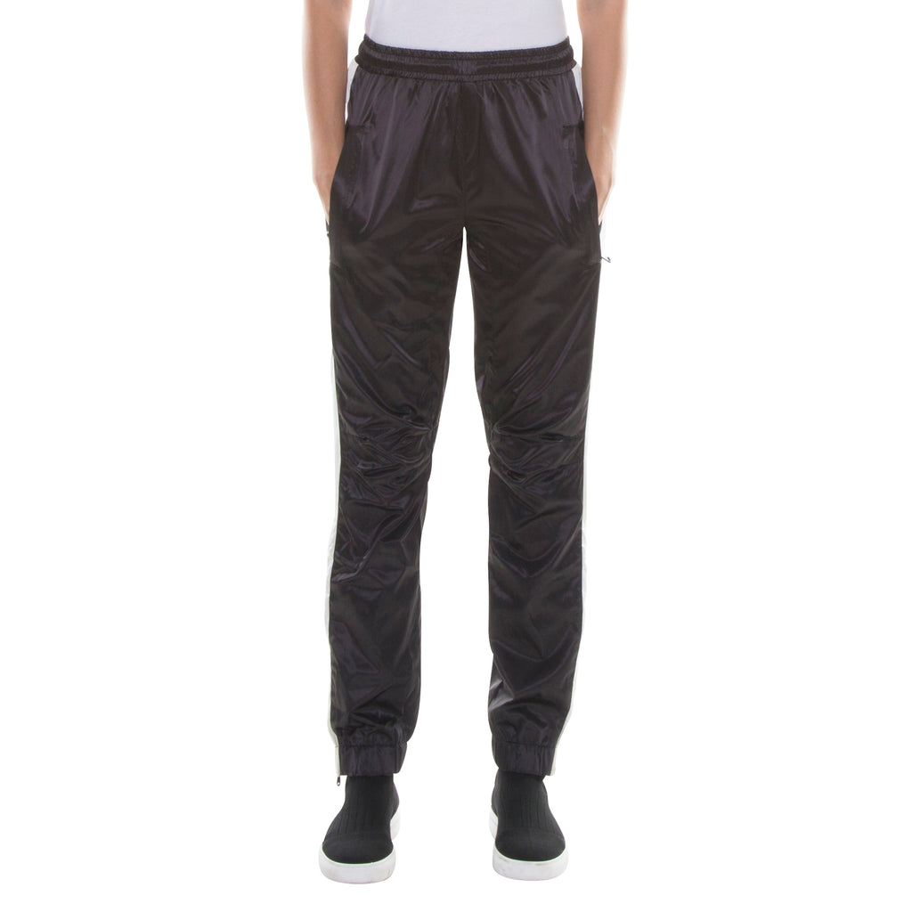 BLACK WIND JOGGERS - Standard Issue NYC