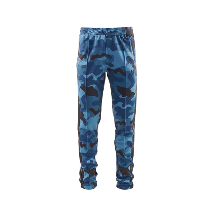BLUE CAMO TRACK PANTS - Standard Issue NYC