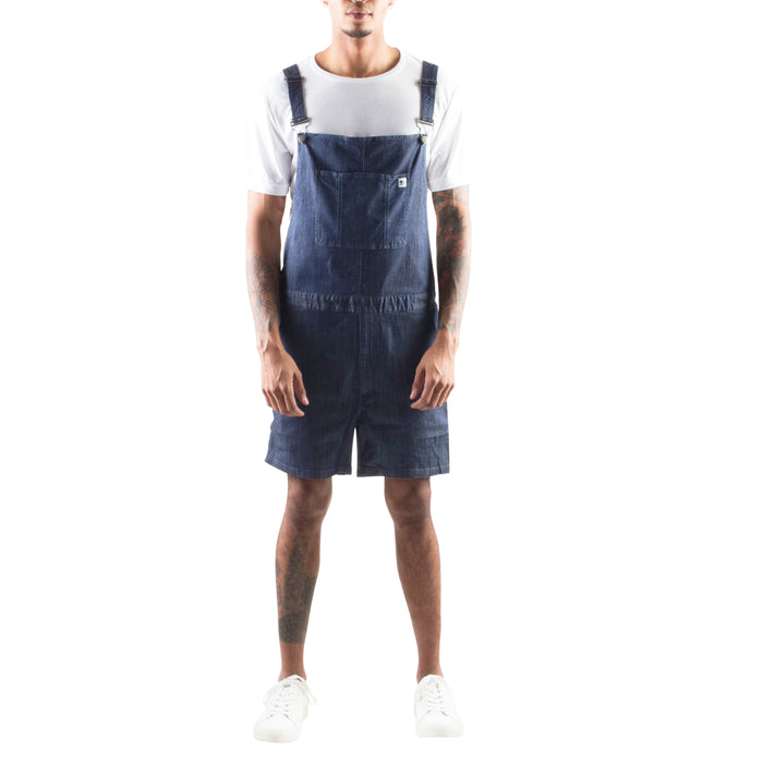 UNISEX OVERALL SHORTS - Standard Issue NYC