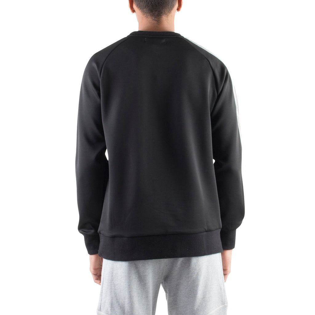 BLACK SPORTY SWEATSHIRT - Standard Issue NYC