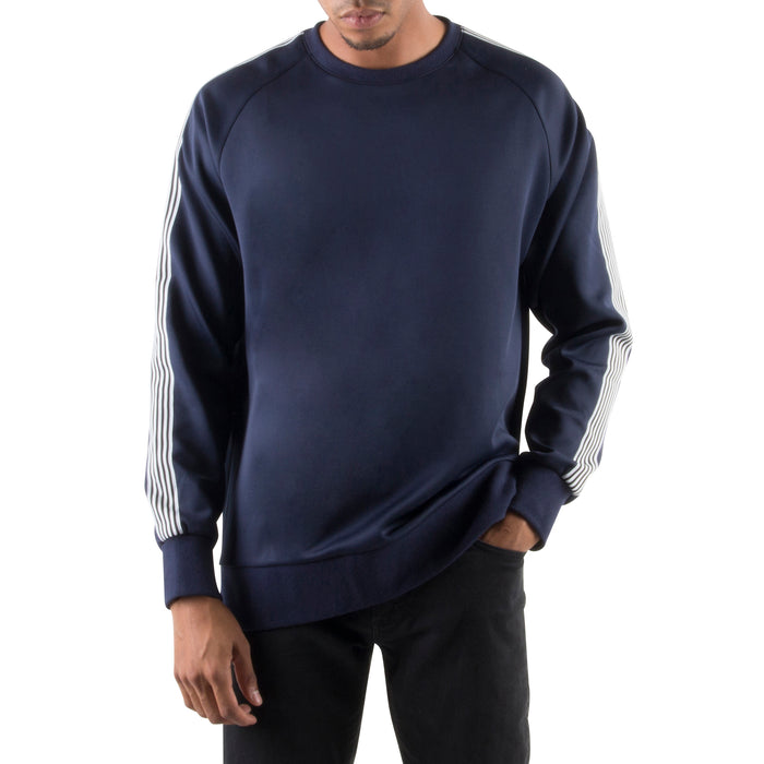 NAVY SPORTY SWEATSHIRT - Standard Issue NYC