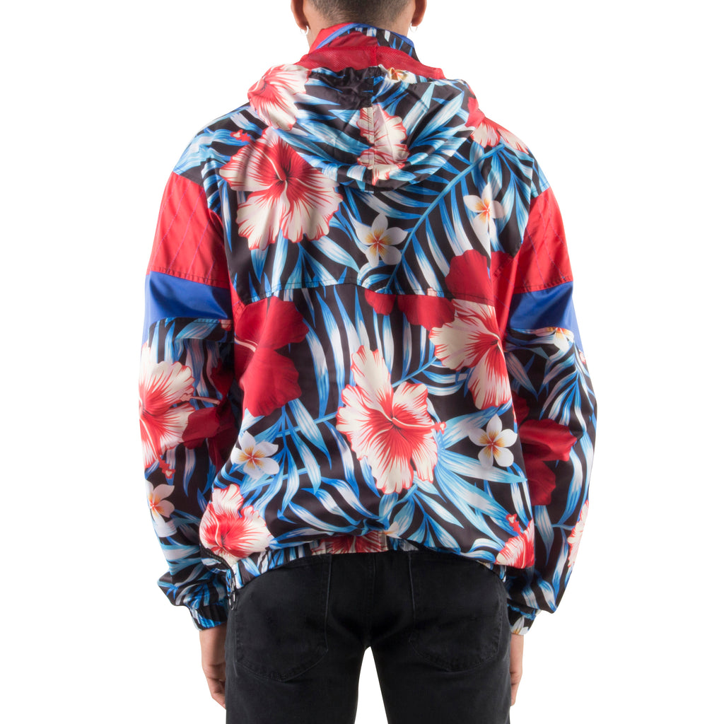 RED/BLACK LIGHT PULLOVER JACKET - Standard Issue NYC