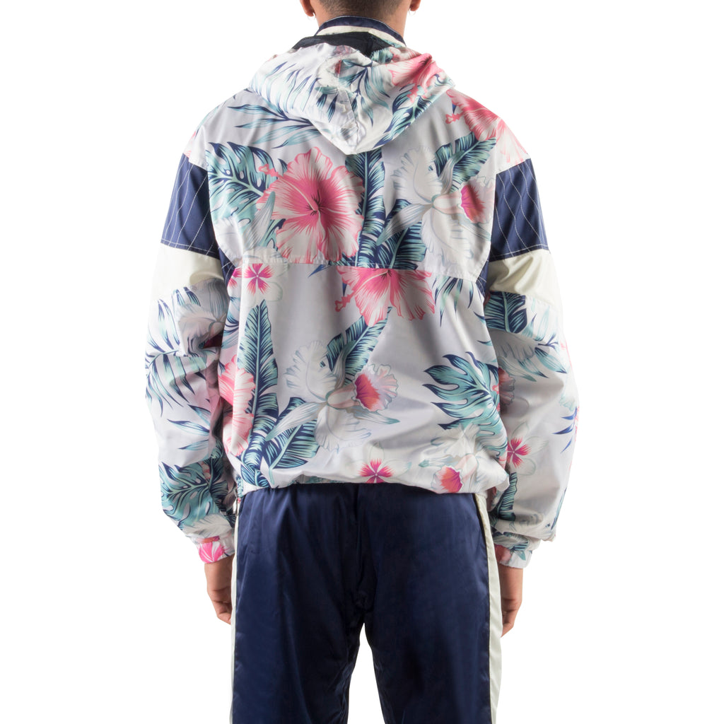 GREY/PINK LIGHT PULLOVER JACKET - Standard Issue NYC