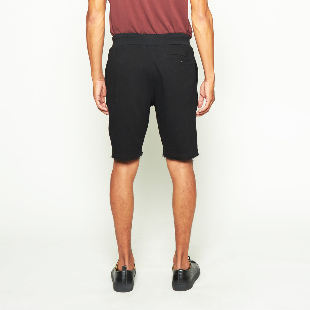 Sweatshorts - Black - Standard Issue NYC