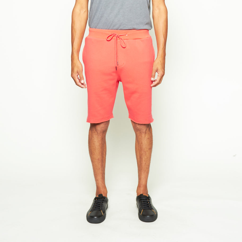 Sweatshorts - Infrared - Standard Issue NYC