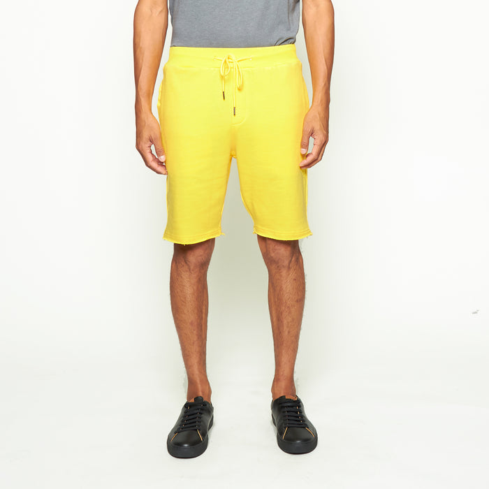 Sweatshorts - Yellow - Standard Issue NYC