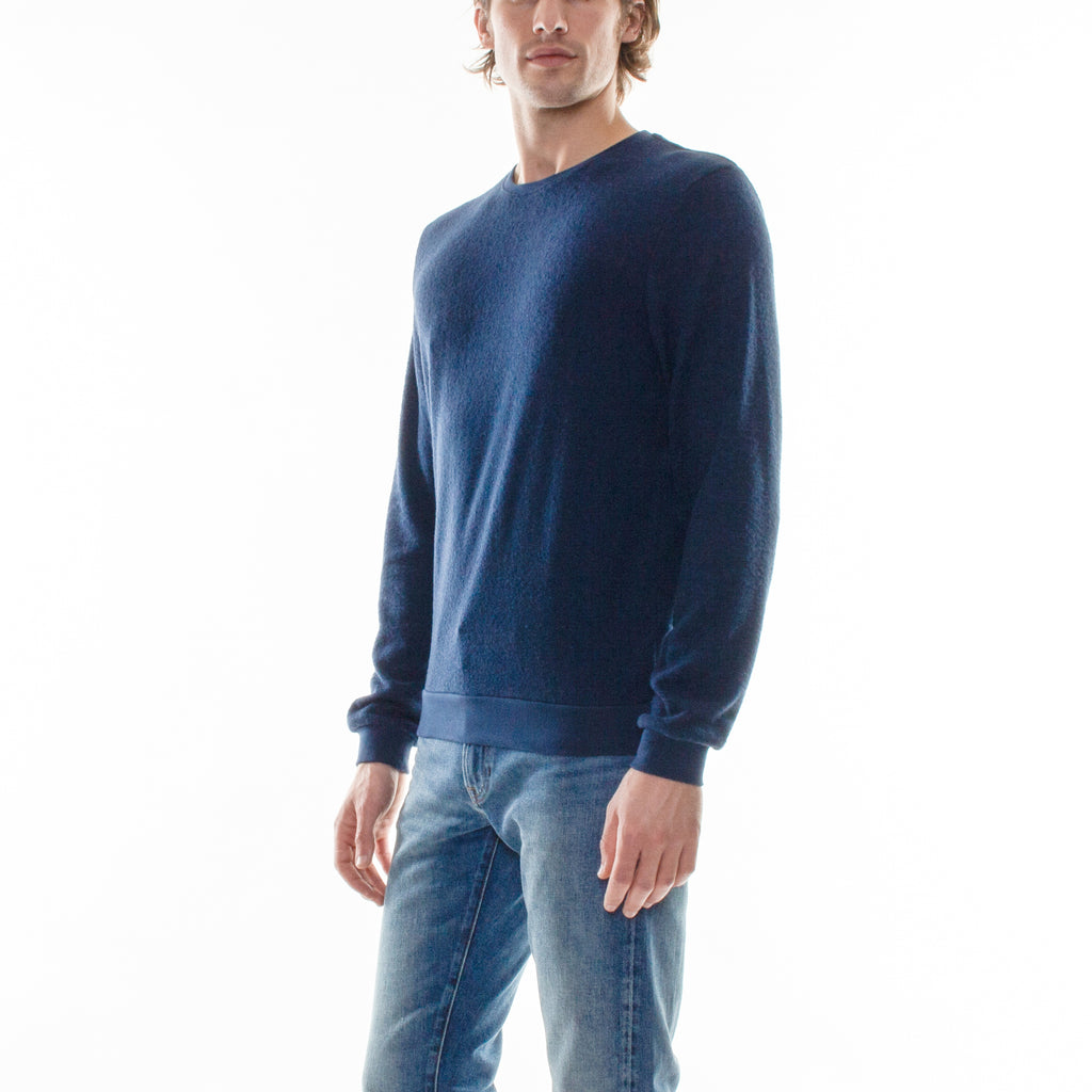 HACCI SWEATER - NAVY - Standard Issue NYC