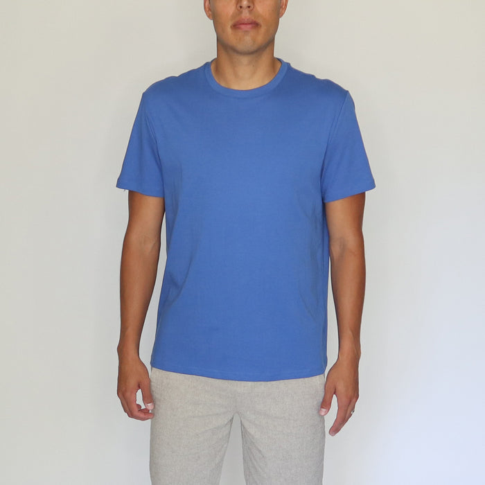 EVERYDAY TEE - BLUE