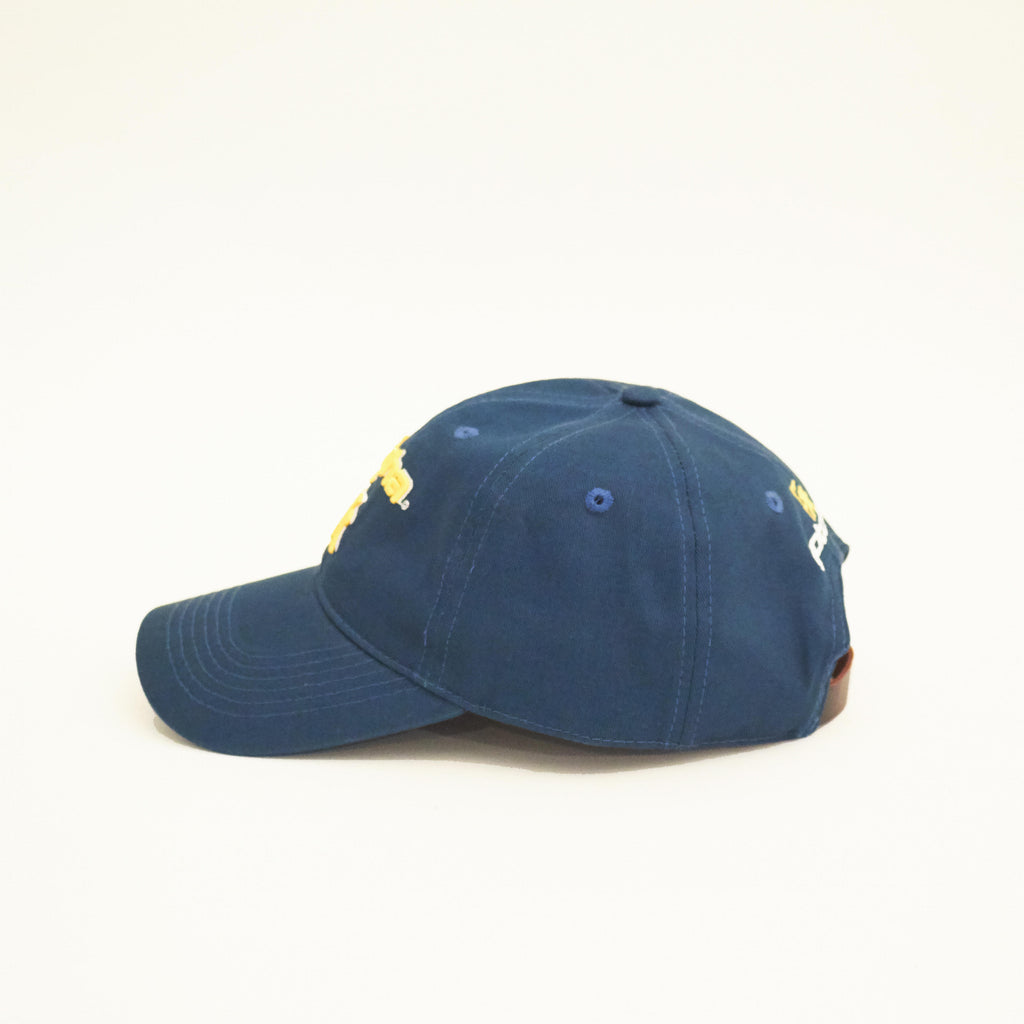 RETURN OF THE MACK BALL CAP - BLUE GREEN - Standard Issue NYC