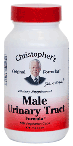 Male Urinary Tract Capsules
