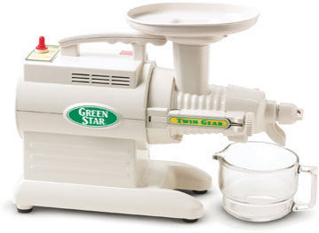 Tribest GS-3000 Green Star Deluxe HD Twin Gear Juicer