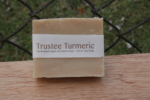 Trustee Turmeric Soap